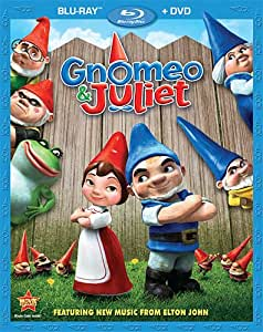 Gnomeo & Juliet (Two-Disc Blu-ray/DVD Combo)