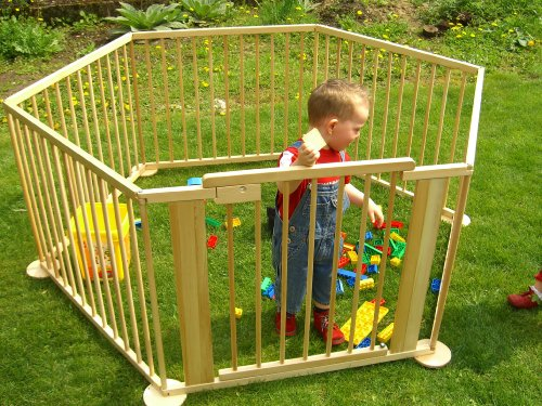 ONE4all 1+5 Flexible safety gate, barrier, playpen