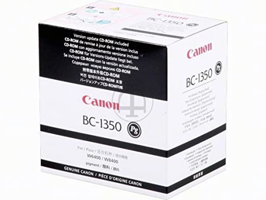 Canon BJ-W 6400 D (BC-1350 / 0586 B 001) - original - Printhead black