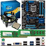 INTEL Core i5 3570K 3.4Ghz, ASUS P8Z77-V LX2 & 8GB 1600Mhz DDR3 RAM Bundle