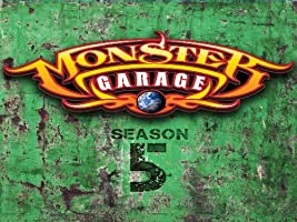 Monster Garage Season 5 [HD]