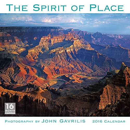 The Spirit of Place 2016 Calendar