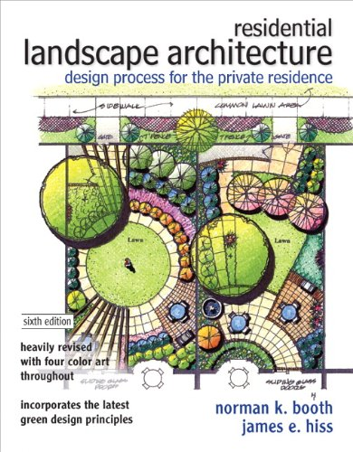 Residential Landscape Architecture: Design Process for...
