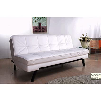Double Cushion Convertible Sofa