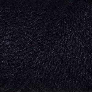 Mary Maxim Titan Yarn - Black