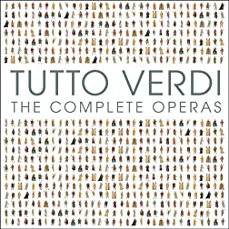 Tutto Verdi: Complete Operas [Blu-ray]