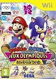 echange, troc Mario & Sonic aux Jeux Olympiques de Londres 2012