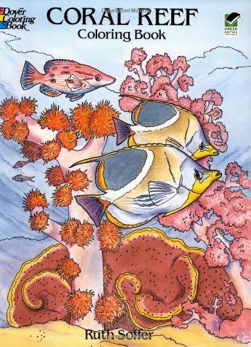 Fish Coloring Book