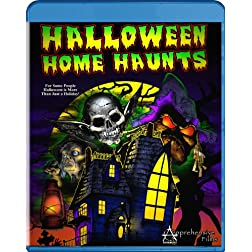 Halloween Home Haunts [Blu-Ray]