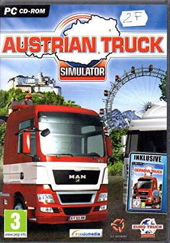 Austrian Truck Simulator PC inkl. German Truck Simulator PC, PC