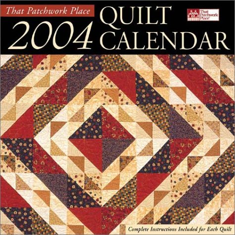 Bed and Breakfast Quilts Calendar