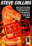img - for R.E.A.C.T SURVIVAL FILES (Steve Collins REACT Self Defense Library Book 3) book / textbook / text book