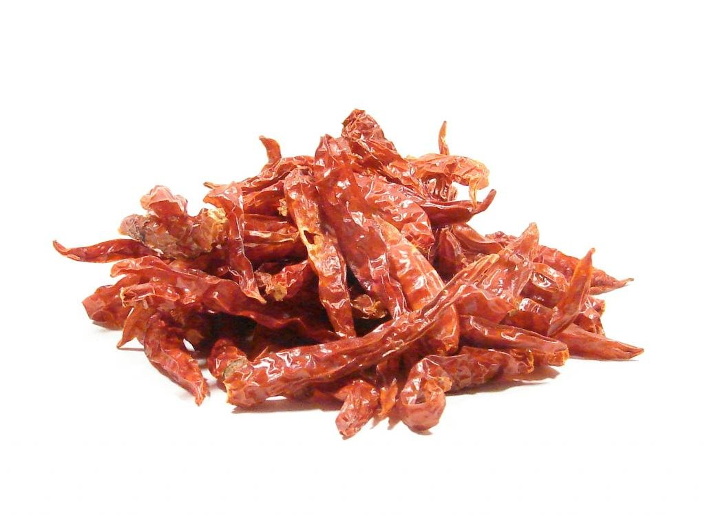 Dried Thai Chiles