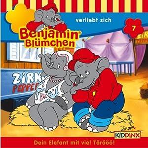 Benjamin verliebt sich (Benjamin Blümchen 7) Hörspiel