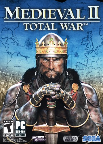 Medieval II Total War - PC (Computer War Games compare prices)