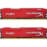HyperX Fury 32GB (2 x 16GB) Other DDR 288-Pin DIMM Desktop Memory