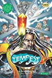 William Shakespeare The Tempest The Graphic Novel: Quick Text (British English)