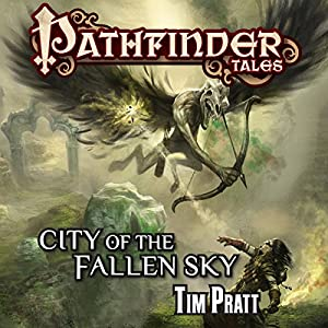 City of the Fallen Sky Audiobook
