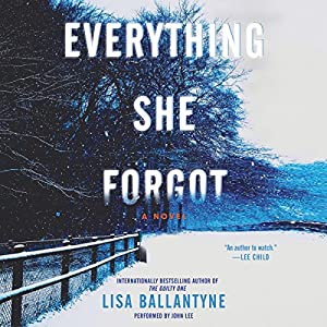 Everything She Forgot Audiobook