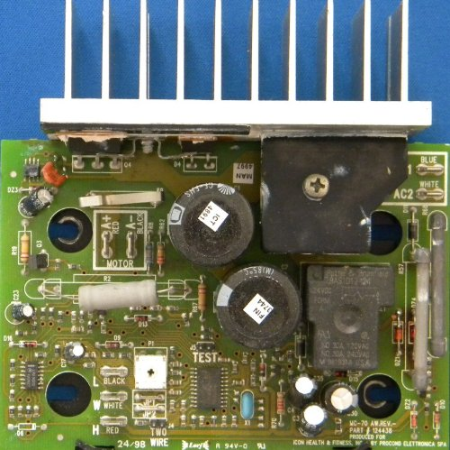Treadmill Motor Controller reviews