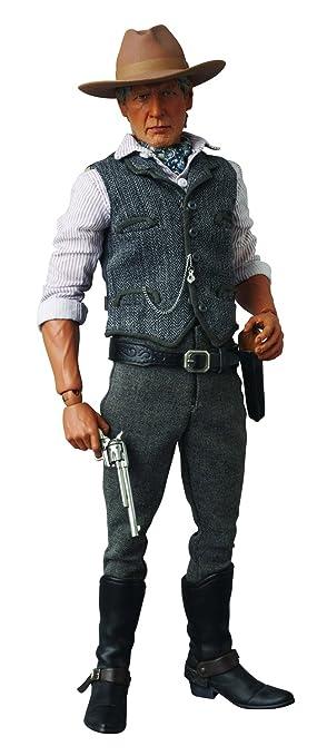 Cowboys und Aliens RAH Actionfigur 1/6 Colonel Woodrow Dolarhyde 30 cm