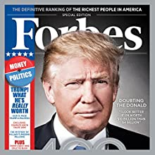 Forbes, October 19, 2015  by  Forbes Narrated by Daniel May