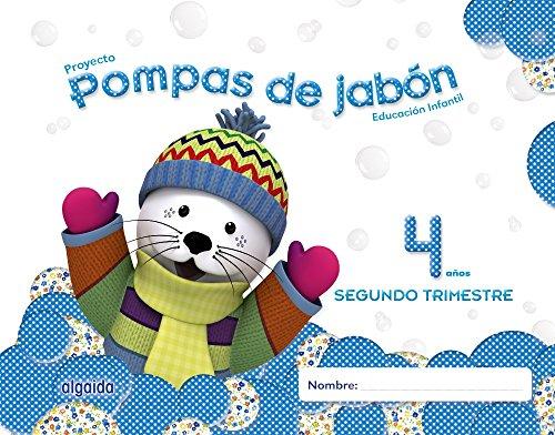 Pompas de jabón 4 años. 2º trimestre. Proyecto Educación Infantil 2º ciclo