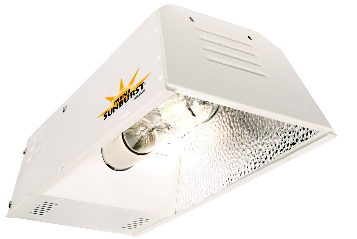 Hydrofarm SBM150S 150Watt Mini Sunburst with HPS Lamp