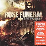 Gates of Punishment by Rose Funeral (2011) Audio CD