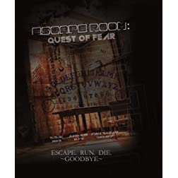 Escape Room: Quest of Fear [Blu-ray]