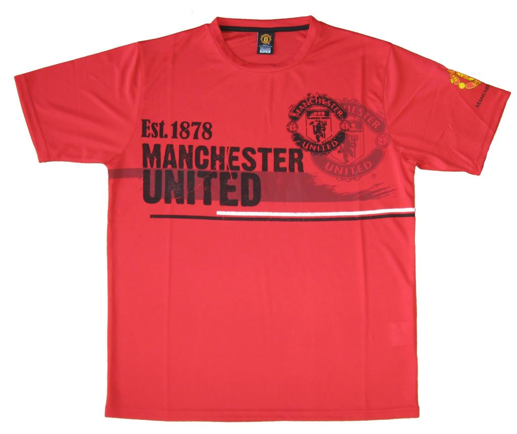 Manchester United T Shirts Manchester United Style T Shirt