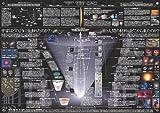宇宙図 A1判