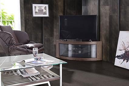 Centurion supporta Pangea fascio-thru curvo tru-corner 81,3- 139,7cm mobile TV
