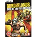 Borderlands: Game of the Year Edition (PC DVD)
