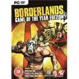 Borderlands: Game of the Year Edition (PC DVD)by Take 2 Interactive