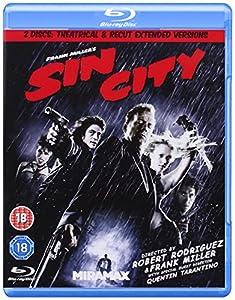 Sin City [Reino Unido] [Blu-ray]