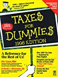 Taxes for Dummies, 1998 (For Dummies Series) (0764550691) by Tyson, Eric