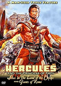 Hercules and the Princess of Troy/Atlas in the Land of the Cyclops