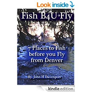 Fish before you fly from denver ebook john h davenport for Fish store denver