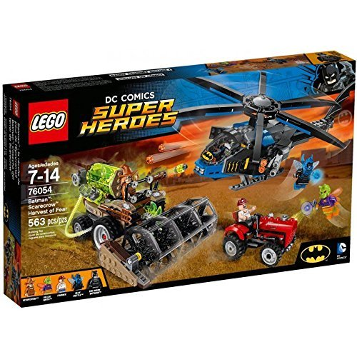 Lego 76054 Batman: Scarecrow Harvest of Fear by Super-Heroes
