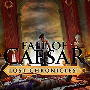 Lost Chronicles 2: Fall of Caesar Final (Portable/2011)