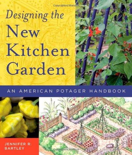 Vegetable garden layout for French vegetable garden design