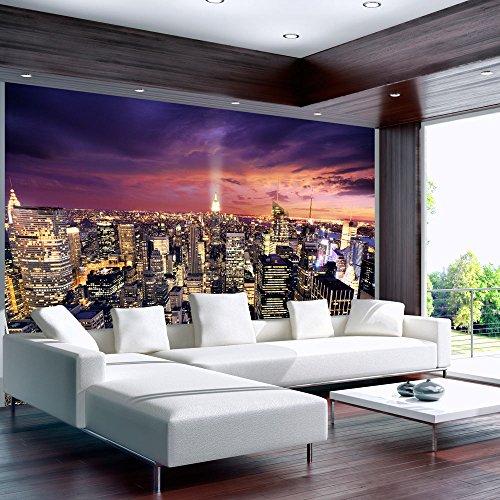 Papier peint new york 4 mur - Papier peint xxl new york ...