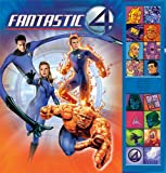 Fantastic 4: Deluxe Sound Storybook