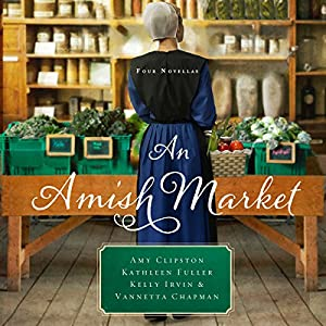 An Amish Market Audiobook