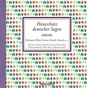 Hausschatz deutscher Sagen Hörbuch