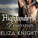 The Highlander's Temptation: Stolen Bride, Book 7 Audiobook by Eliza Knight Narrated by Corrie James