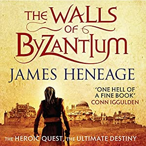 The Walls of Byzantium Audiobook