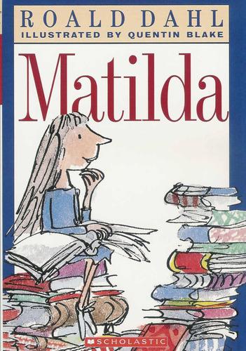 Matilda: Roald Dahl, Quentin Blake: 9780142410370: Amazon.com: Books