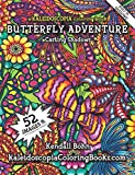 img - for Butteryfly Adventure: A Kaleidoscopia Coloring Book: Casting Shadows (Winged Adventure) (Volume 4) book / textbook / text book